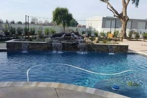 Photo #1: Weekly Pool service. Pool service & repairs