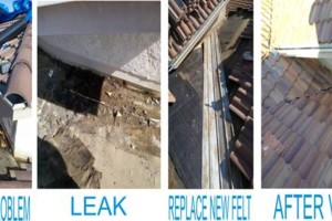 Photo #1: CX ROOF - ROOFING AND GUTTERS REPAIR