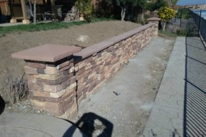 Photo #3: Isaias Masonry - houses, backyards, frontyards
