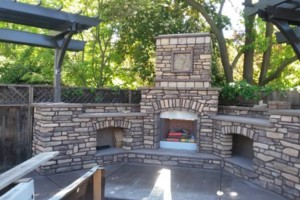 Photo #2: Isaias Masonry - houses, backyards, frontyards
