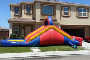 Photo #3: BOUNCE HOUSE/JUMPERS RENTAL (princess, spiderman castle)