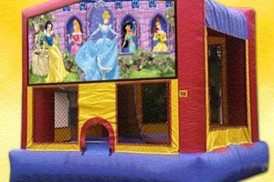 Photo #1: BOUNCE HOUSE/JUMPERS RENTAL (princess, spiderman castle)