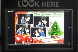 Photo #9: KCY's PhotoBooth. Attendant Included