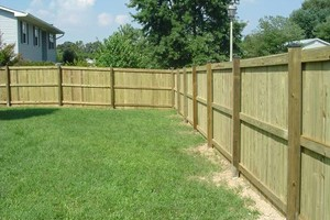 Photo #5: Fence & Deck Work. Ron, located in Stockton!