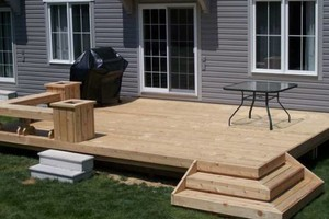 Photo #4: Fence & Deck Work. Ron, located in Stockton!