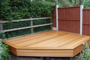 Photo #2: Fence & Deck Work. Ron, located in Stockton!