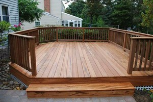 Photo #1: Fence & Deck Work. Ron, located in Stockton!