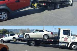Photo #1: Towing - M-F 9am-5pm $45.00