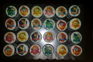 Photo #12: Edible images - cakes, cupcakes, cookies and cake pop!