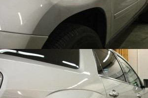 Photo #1: Mobile auto body and paint repair (can fix anywhere!)