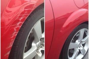 Photo #2: Mobile auto body and paint repair (can fix anywhere!)