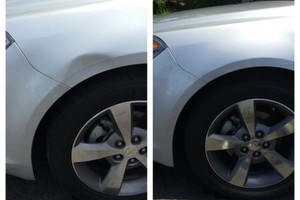 Photo #3: Mobile auto body and paint repair (can fix anywhere!)