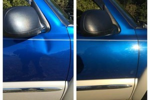 Photo #7: Mobile auto body and paint repair (can fix anywhere!)