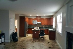 Photo #4: Central Valley Painting & Drywall Repairs