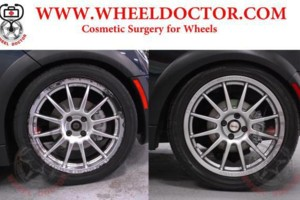 Photo #1: Alloy Wheel Repair/ Rim Repair/ Detail