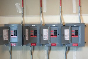 Photo #5: ELECTRICAL SERVICES - A-1 ELECTRICAL CONTRACTOR INC.