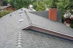 Photo #3: Roofing & insulation by Luis