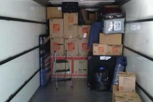 Photo #5: College Muscle Moving Co. - Tracy, Mt. House, & Manteca
