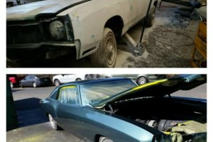 Photo #9: AUTO BODY AND PAINT (rust removal/dent repair)