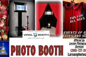 Photo #9: Larson Photography. Photo Booth Rental