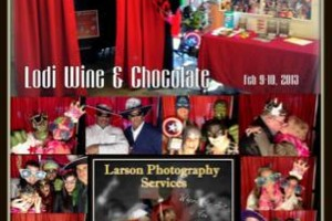 Photo #3: Larson Photography. Photo Booth Rental
