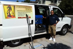 Photo #3: PERFORMANCE CLEAN CARPET CLEANING (dry in 4 to 6 hours)