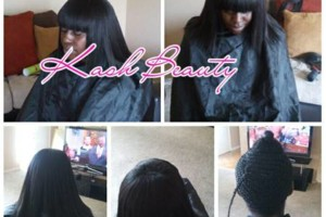 Photo #1: KASH Beauty - Sew-In Starting $55!!!