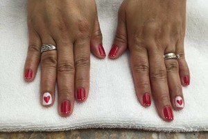 Photo #4: New Nail Salon -  $20 for two regular manicures!