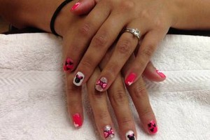 Photo #1: New Nail Salon -  $20 for two regular manicures!