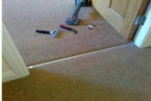 Photo #1: Carpet Repairs & Installation Services