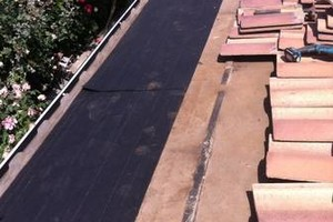 Photo #1: Roof leak repair experts. Call DW Roofing