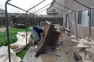 Photo #12: JUNK/DEBRIS REMOVAL by JUNK GENI HAS THE ANSWER FOR YOUR NEEDS