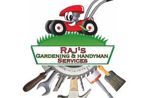 Photo #1: RAJ'S HANDYMAN & GARDENING SERVICES