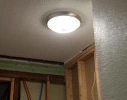 Photo #7: ELECTRICIAN FOR YOUR HOME PROJECTS!