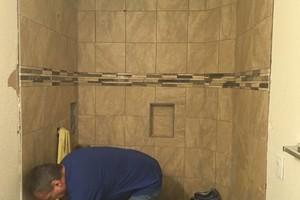 Photo #5: Home remodel - Kitchen & bathroom (Cabinets/Sink&tub/Granite/Tile)