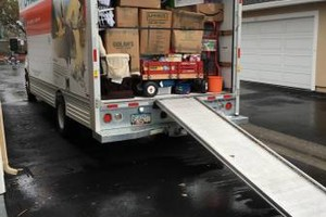 Photo #1: John's moving and hauling services with fullsize pick up truck