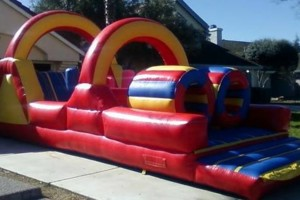 Photo #2: Jump House - Jumpers, Combos, Inflatable Games