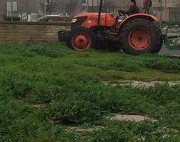 Photo #5: Mowing/Discing/Acreage/Lot Services