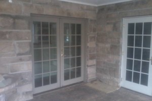 Photo #7: Karcher Masonry - garages, fireplaces, porch piers, retaining walls