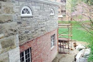 Photo #4: Karcher Masonry - garages, fireplaces, porch piers, retaining walls