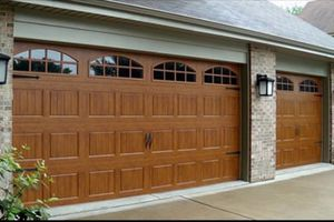 Photo #1: Garage Door Services - repair, installation + openers
