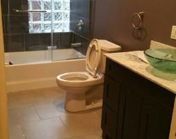 Photo #3: MTM CONSTRUCTION. BATHROOM REMODELS Starting at $2,800