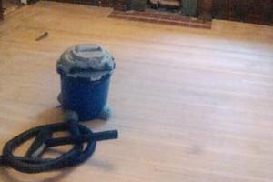 Photo #5: Hardwood Floor Complete Refinishing at Top Quality Work!