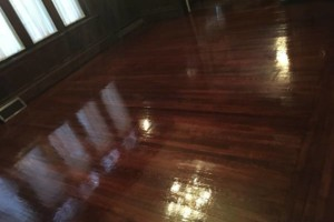 Photo #13: Hardwood Floor Complete Refinishing at Top Quality Work!