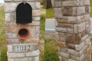 Photo #7: Wolfe Masonry LLC - retaining walls, concrete, mailboxes, chimney