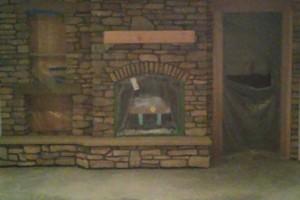Photo #6: Wolfe Masonry LLC - retaining walls, concrete, mailboxes, chimney