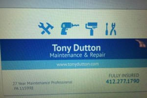 Photo #24: Tony Dutton Maintenance. INTERIOR REMODELING (Bathrooms, Basements, Painting Etc.)