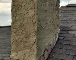 Photo #5: Brick Pointing - Stucco - Parging, Chimney and Foundation