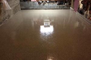 Photo #2: Garage and basement floor coating