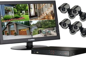 Photo #3: Security Cameras - Full HD 1080p.